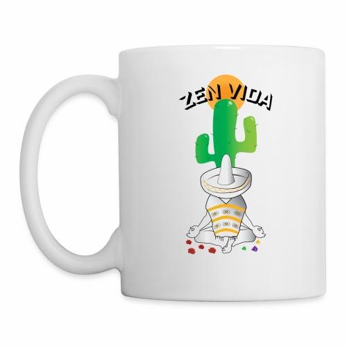 Zen Vida - Coffee/Tea Mug