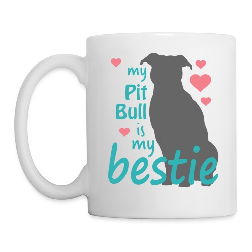 Pit Bull Bestie - Coffee/Tea Mug
