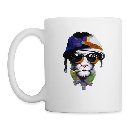 Cool cat  petcontest  cool cat - Coffee/Tea Mug