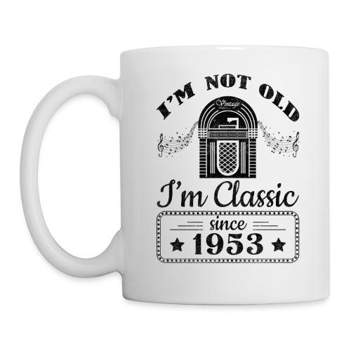 Not Old Classic Jukebox Since 1953 - Coffee/Tea Mug