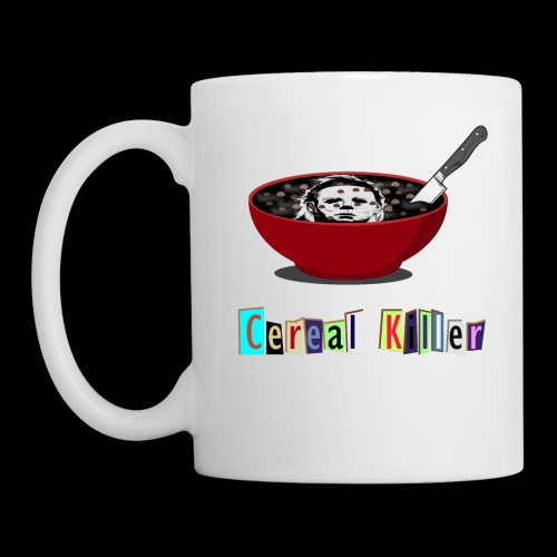 Cereal Killer | Funny Halloween Horror - Coffee/Tea Mug