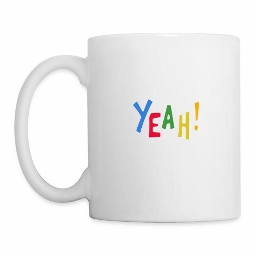 yeah - Beautiful and modest design - Coffee/Tea Mug