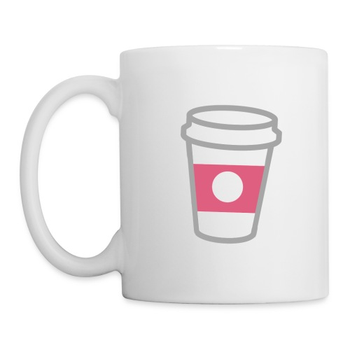Pink Coffee Cup - Coffee/Tea Mug