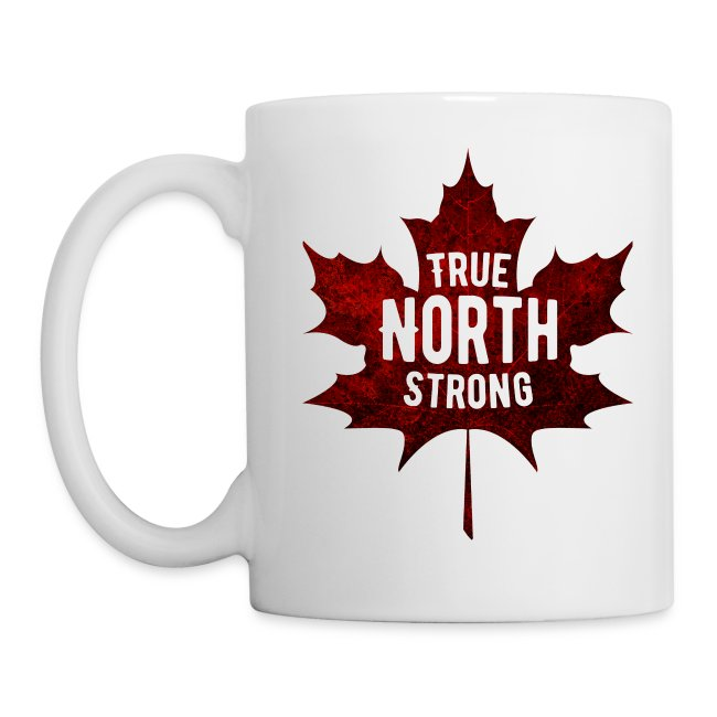 True North Maple Leaf