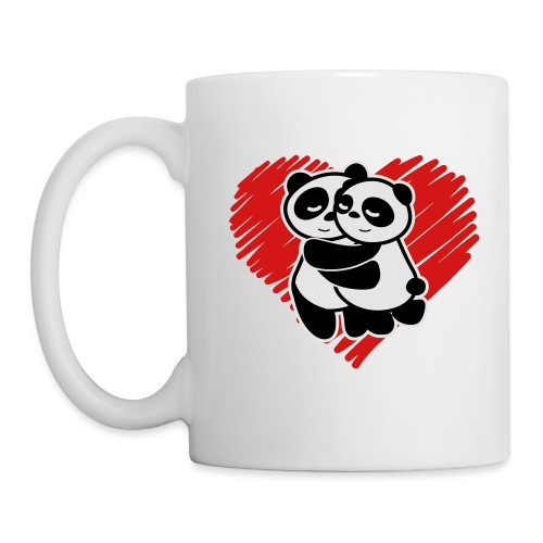 Panda Love - Coffee/Tea Mug