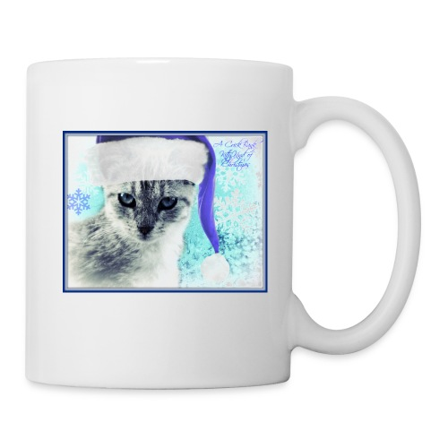 Grey's Blue Christmas 2 - Coffee/Tea Mug
