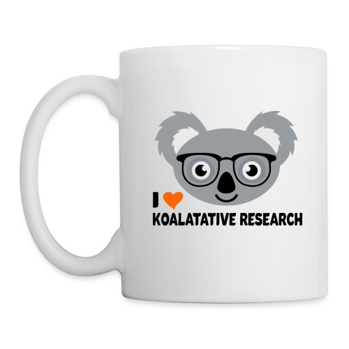 Koalatative Research - Coffee/Tea Mug