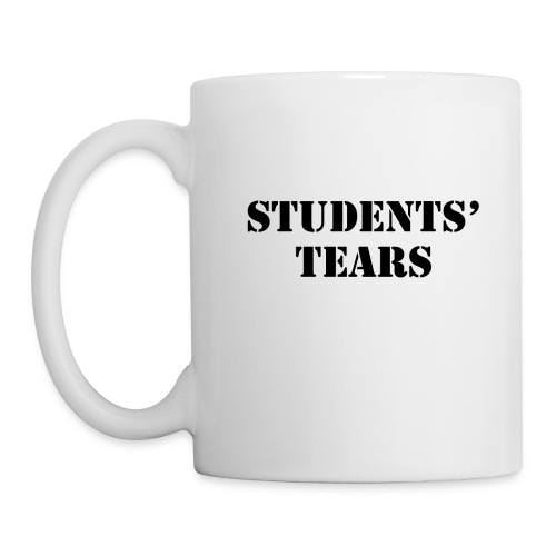 Student Tears - Coffee/Tea Mug