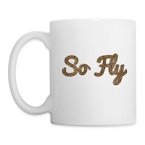 So Fly Cheetah - Coffee/Tea Mug