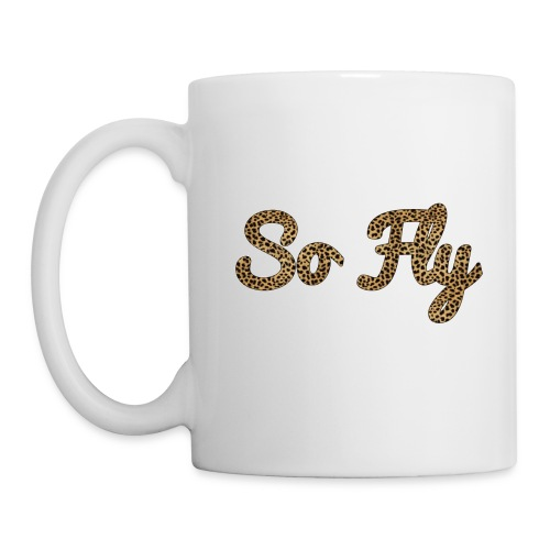 So Fly Cheetah - Coffee/Tea Mug