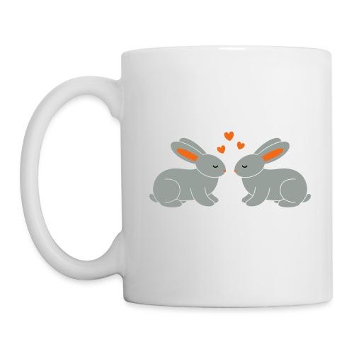 Rabbit Love - Coffee/Tea Mug