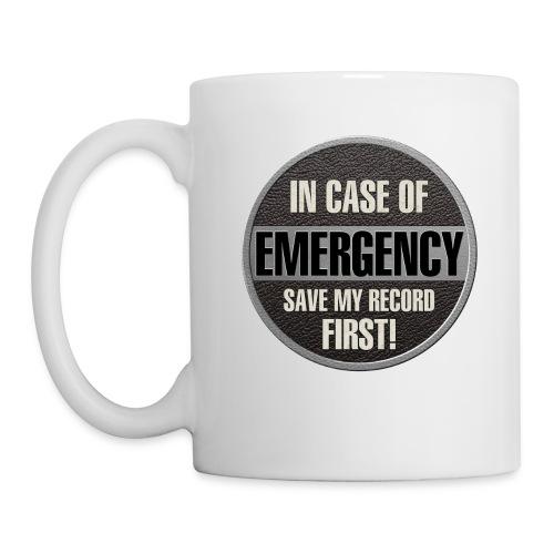 case record - Coffee/Tea Mug