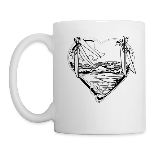 Earth is for Earth Lovers - Coffee/Tea Mug