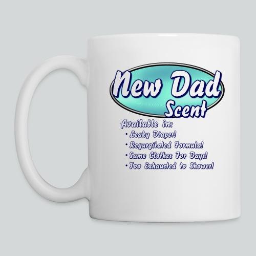 New Dad Scent - Coffee/Tea Mug