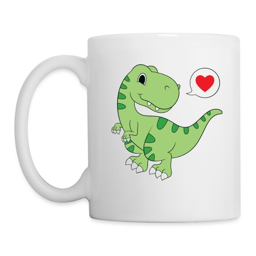 Dinosaur Love - Coffee/Tea Mug