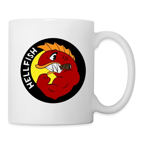 Hellfish - Flying Hellfish - Coffee/Tea Mug