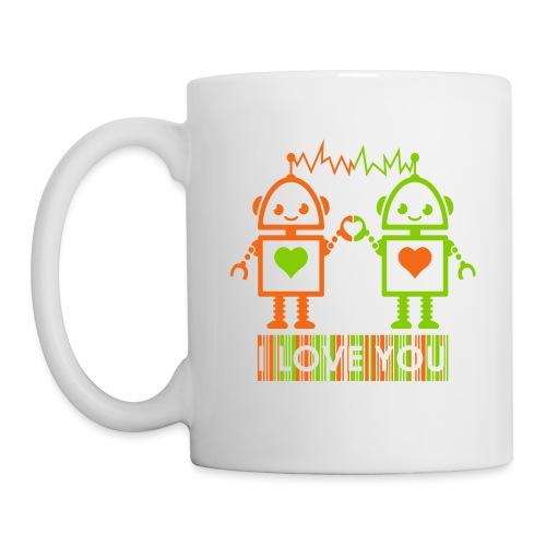 Robot Couple - Coffee/Tea Mug