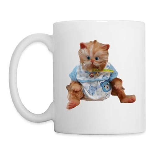 Macot Garfield - Coffee/Tea Mug