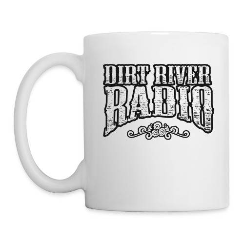 Dirt River Radio LOGO - Coffee/Tea Mug