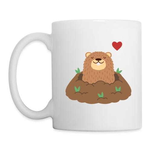 Groundhog Love - Coffee/Tea Mug