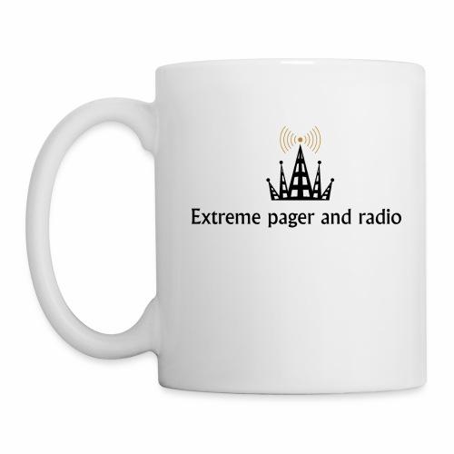 extreme pager and radio - Coffee/Tea Mug