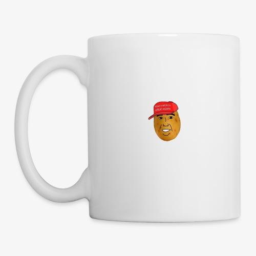 maga potato logo - Coffee/Tea Mug