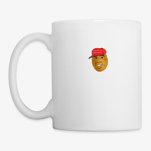 maga potato logo - Coffee/Tea Mug