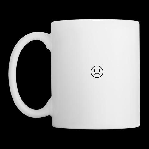 Sad coffee mug - Coffee/Tea Mug