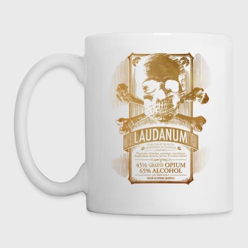 Laudanum Goth Steampunk Medical Doctor - Coffee/Tea Mug