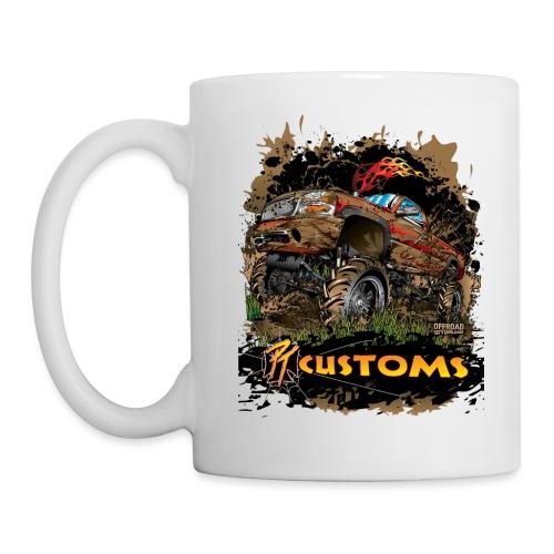 Mud Truck PT Customs - Coffee/Tea Mug