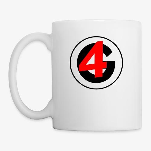 4Gamers Standard Merchandise - Coffee/Tea Mug
