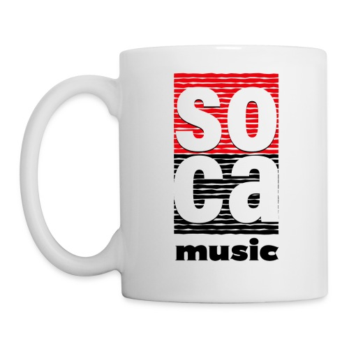 Soca music - Coffee/Tea Mug