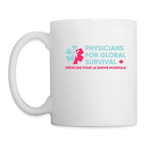 Full colour logo - Coffee/Tea Mug
