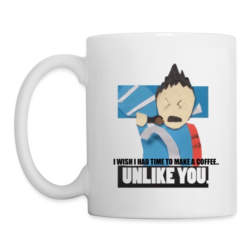 Mark Coffee Mug - Coffee/Tea Mug