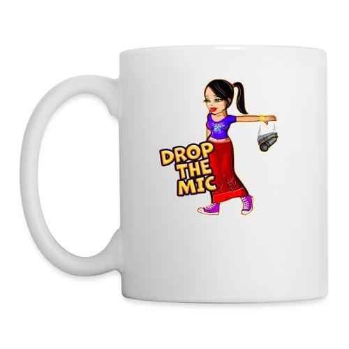 Drop the Mic - Coffee/Tea Mug