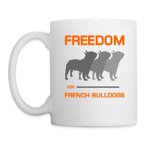 French Bulldogs - Coffee/Tea Mug