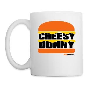Cheesy Donny - Coffee/Tea Mug