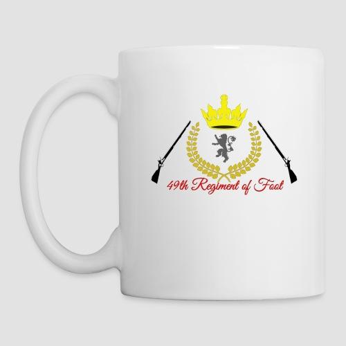 49th Logo - Coffee/Tea Mug