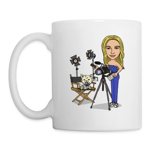 Jahnnalee and Gizmo the Chihuahua Filmmaker - Coffee/Tea Mug