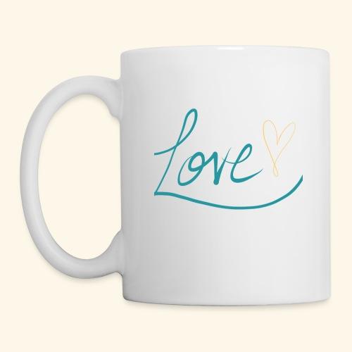 L.O.V.E. - Coffee/Tea Mug