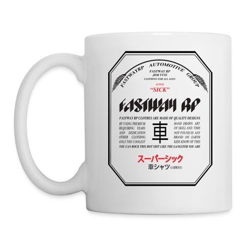 Fastway Beer can - Super Sick Beer Can - Coffee/Tea Mug