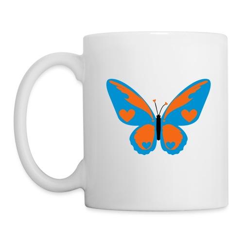 Butterfly with Love - Coffee/Tea Mug