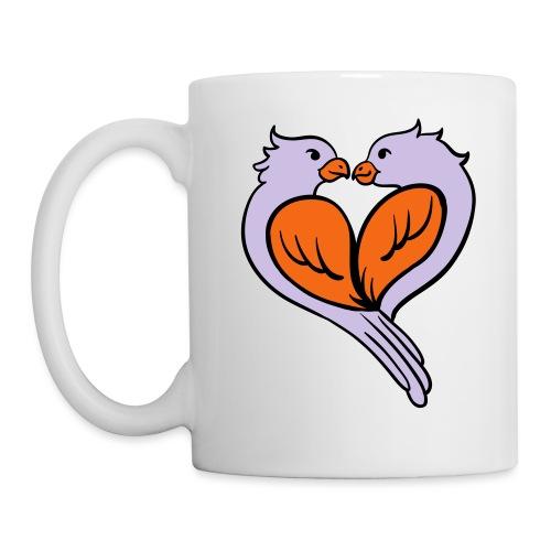 Love birds... - Coffee/Tea Mug