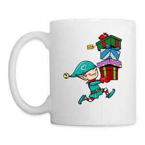 Premium Design Elf - Coffee/Tea Mug