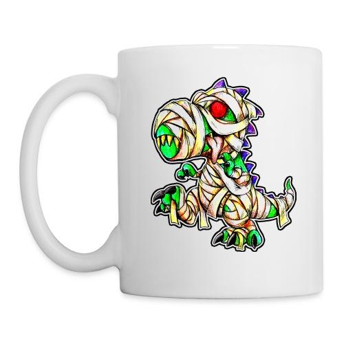 Halloween Mummy Trex - Coffee/Tea Mug