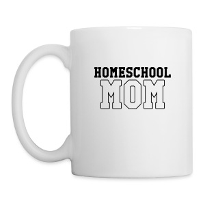 homeschoolmom - Coffee/Tea Mug