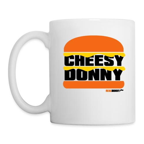 Cheesy Donny - Coffee/Tea Mug