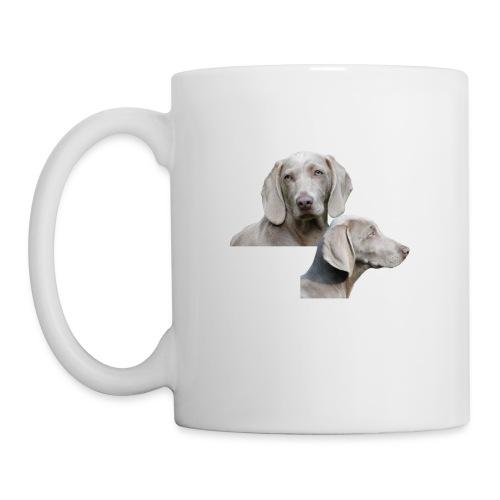 Weimaraner dog - Coffee/Tea Mug
