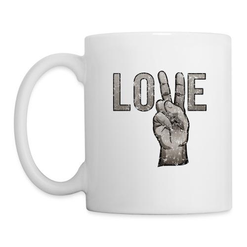 Peace Love - Coffee/Tea Mug