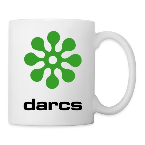 darcs - Coffee/Tea Mug